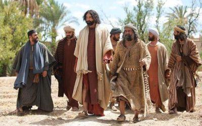 Les fonctions mentorales (suite) ; Jésus avec ses disciples